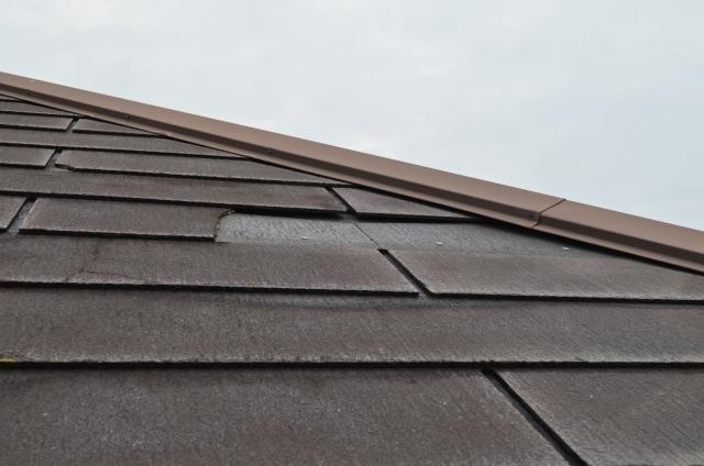 屋根工事・スレート瓦の破損や劣化