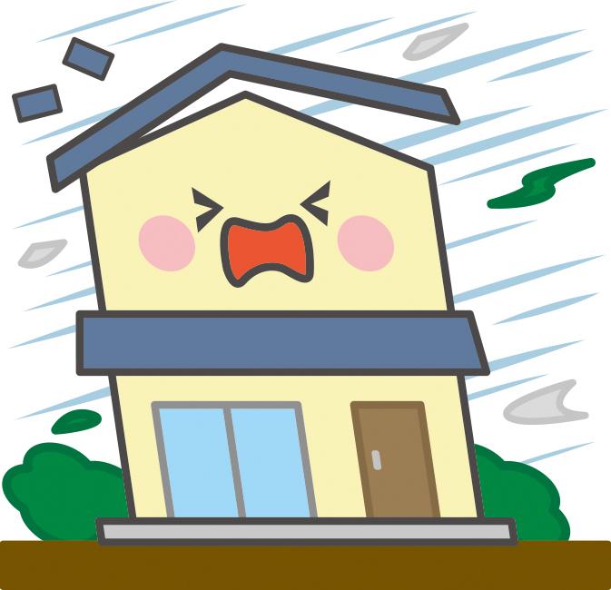 火災保険「風災」